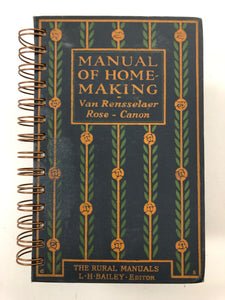 Manual Of Homemaking-Red Barn Collections