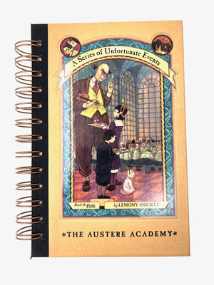 A Series of Unfortunate Events - The Austere Academy-Red Barn Collections