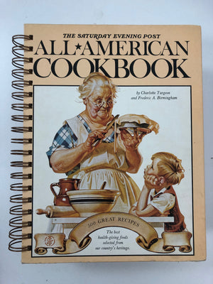 All American Cookbook-Red Barn Collections