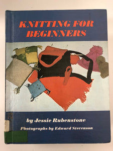 Knitting For Beginners-Red Barn Collections