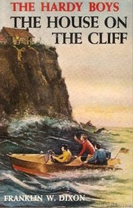 The Hardy Boys #02 - The House On The Cliff (Vintage)