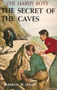 The Hardy Boys #07 - The Secret of the Caves-Red Barn Collections