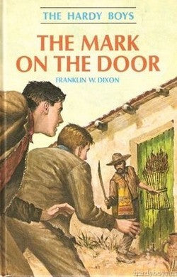 The Hardy Boys #13 - The Mark on the Door (Vintage)-Red Barn Collections