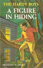 The Hardy Boys #16 - A Figure in Hiding