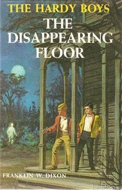 The Hardy Boys #19 - The Disappearing Floor-Red Barn Collections