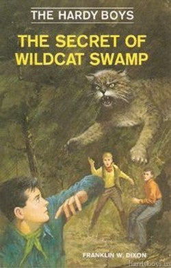 The Hardy Boys #31 - The Secret of Wildcat Swamp-Red Barn Collections