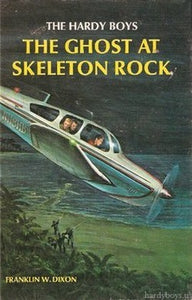 The Hardy Boys #37 - The Ghost at Skeleton Rock