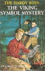 The Hardy Boys #42 - The Viking Symbol Mystery-Red Barn Collections