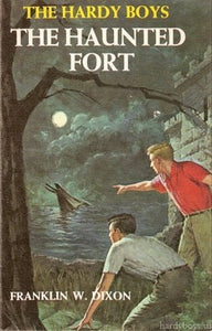 The Hardy Boys #44 - The Haunted Fort-Red Barn Collections