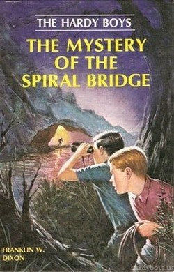 The Hardy Boys #45 - The Mystery of the Spiral Bridge-Red Barn Collections