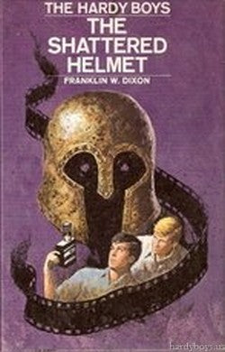The Hardy Boys #52 - The Shattered Helmet-Red Barn Collections