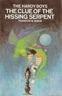 The Hardy Boys #53 - The Clue of the Hissing Serpent-Red Barn Collections