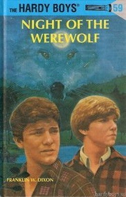 The Hardy Boys #59 - Night of the Werewolf-Red Barn Collections