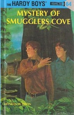 The Hardy Boys #64 - Mystery of Smuggler's Cove-Red Barn Collections