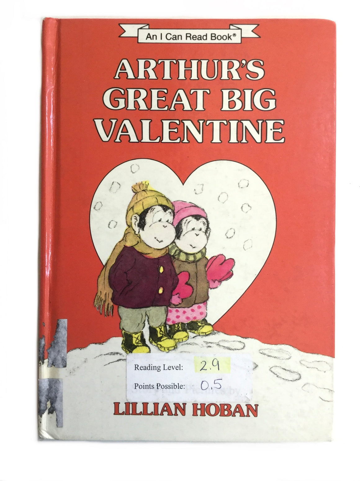 Arthur's Great Big Valentine-Red Barn Collections