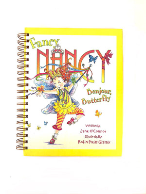 Fancy Nancy: Bonjour, Butterfly-Red Barn Collections