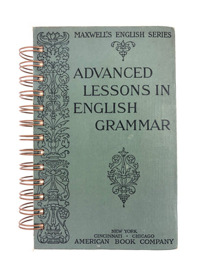 Advanced Lessons in English Grammar-Red Barn Collections
