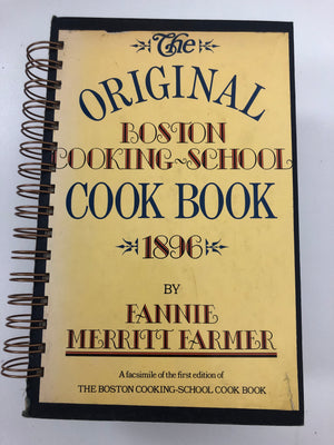 The Original Boston Cooking School Cook Book-Red Barn Collections