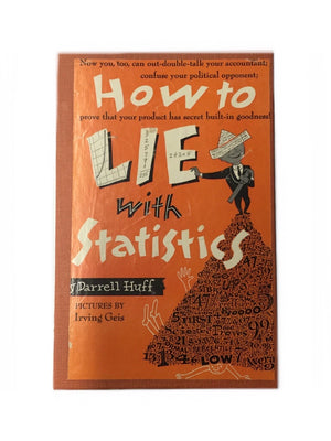 How to Lie with Statistics-Red Barn Collections