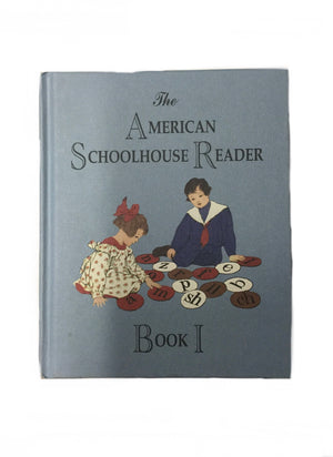 The American Schoolhouse Reader-Red Barn Collections