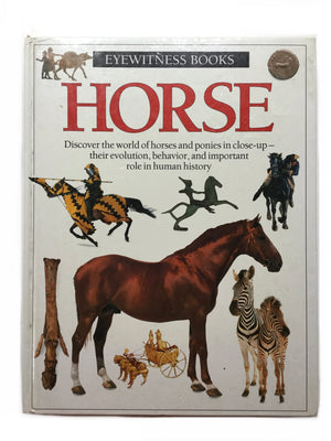 Horse -an eyewitness book-Red Barn Collections