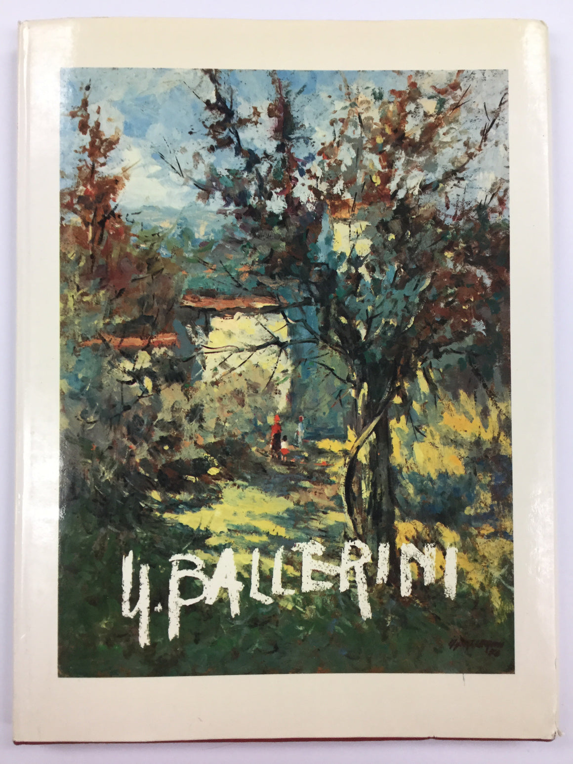 Ubaldo Ballerini-Red Barn Collections