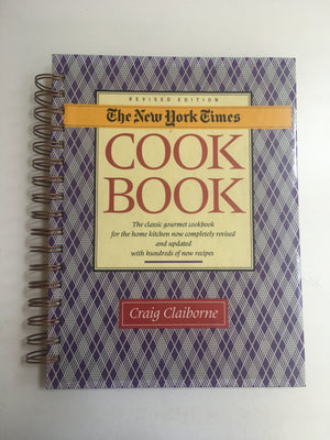 New York Times Cook Book-Red Barn Collections