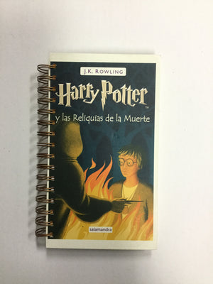 Harry Potter and the Deathly Hollows (Spanish)-Red Barn Collections