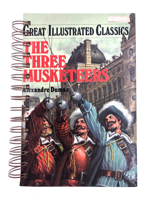 The Three Musketeers-Red Barn Collections