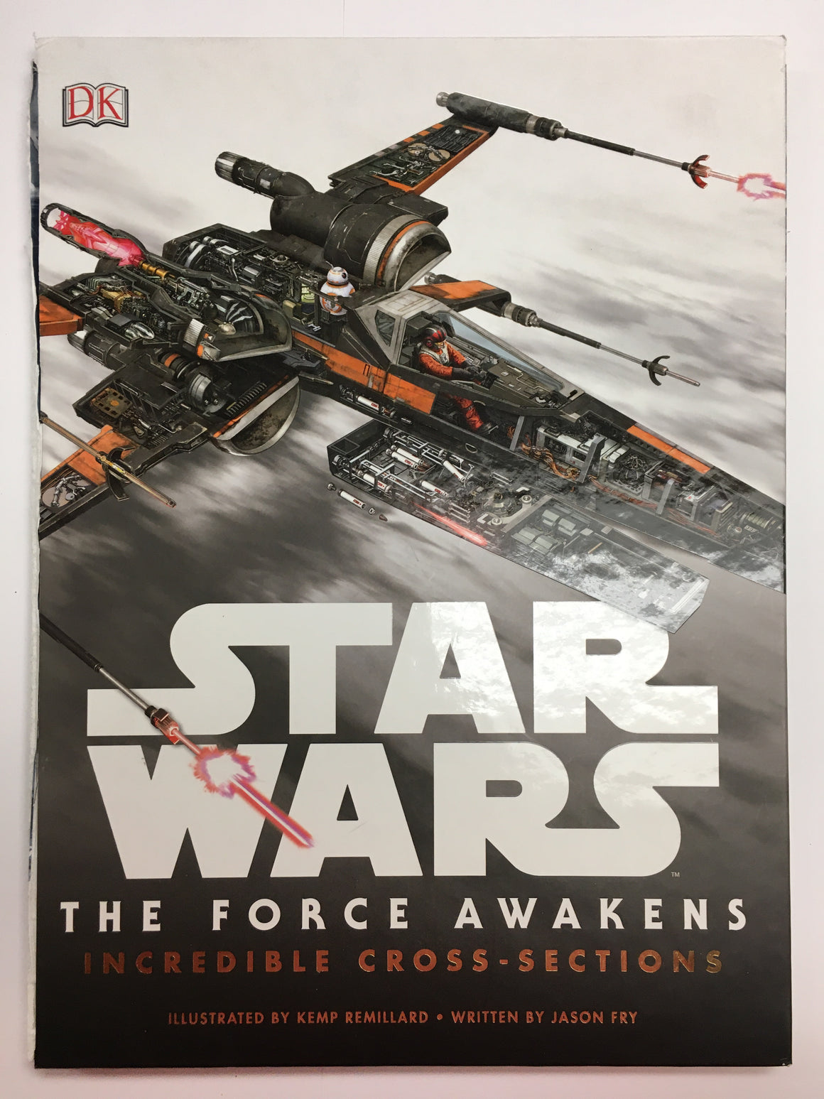Star Wars The Force Awakens - Incredible Cross Sections-Red Barn Collections