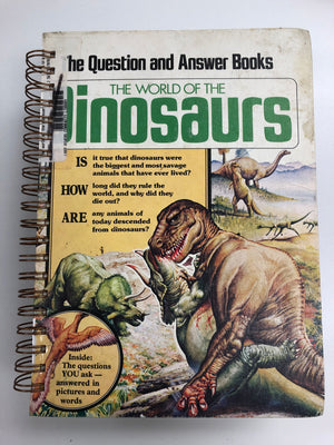 The World of the Dinosaurs-Red Barn Collections