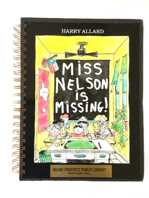 Miss Nelson is Missing!-Red Barn Collections
