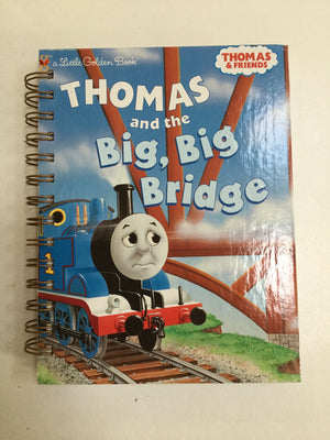 Thomas and the Big, Big Bridge-Red Barn Collections