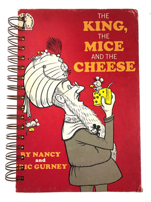 The King, the Mice, and the Cheese-Red Barn Collections