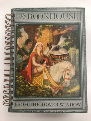 My Bookhouse - From the Tower Window-Red Barn Collections