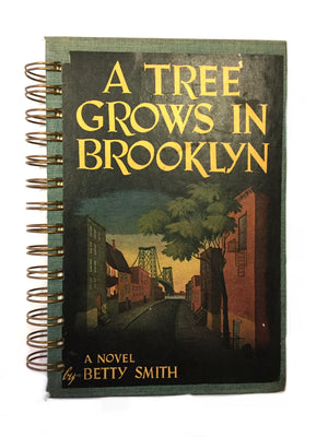 A Tree Grows in Brooklyn (illustration version)-Red Barn Collections