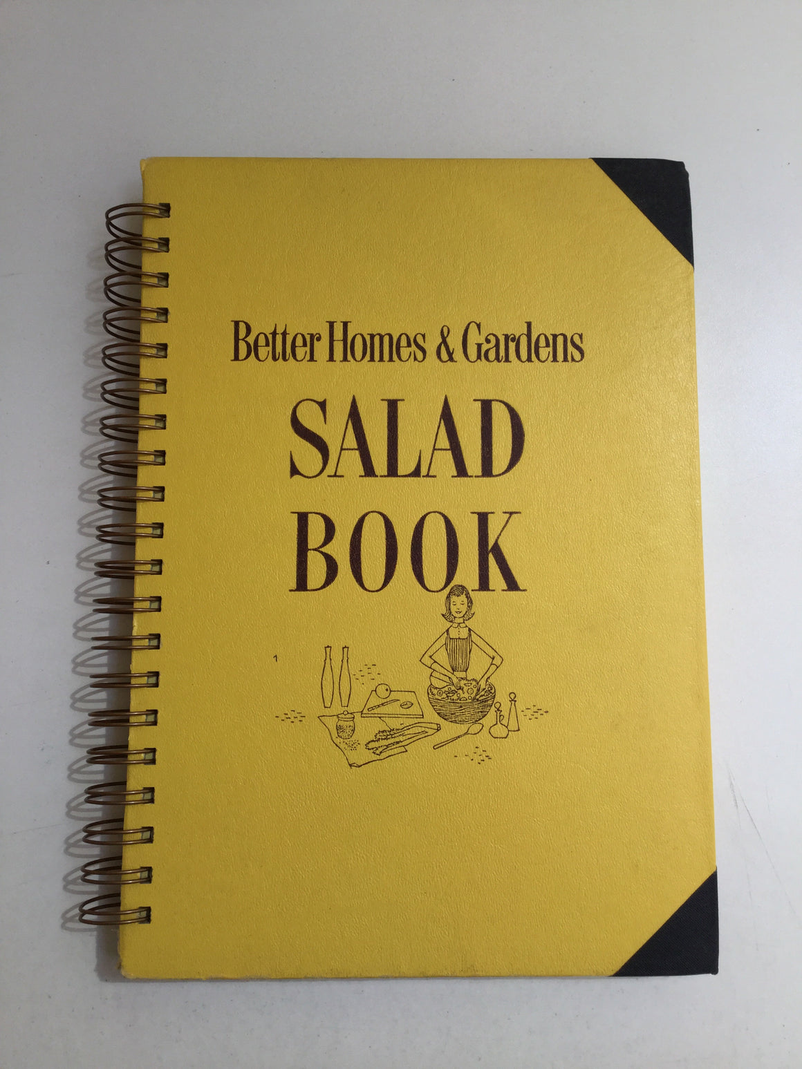Salad Book Better Homes & Gardens-Red Barn Collections