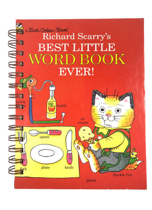 Richard Scarry's - Best Little Word Book Ever!-Red Barn Collections