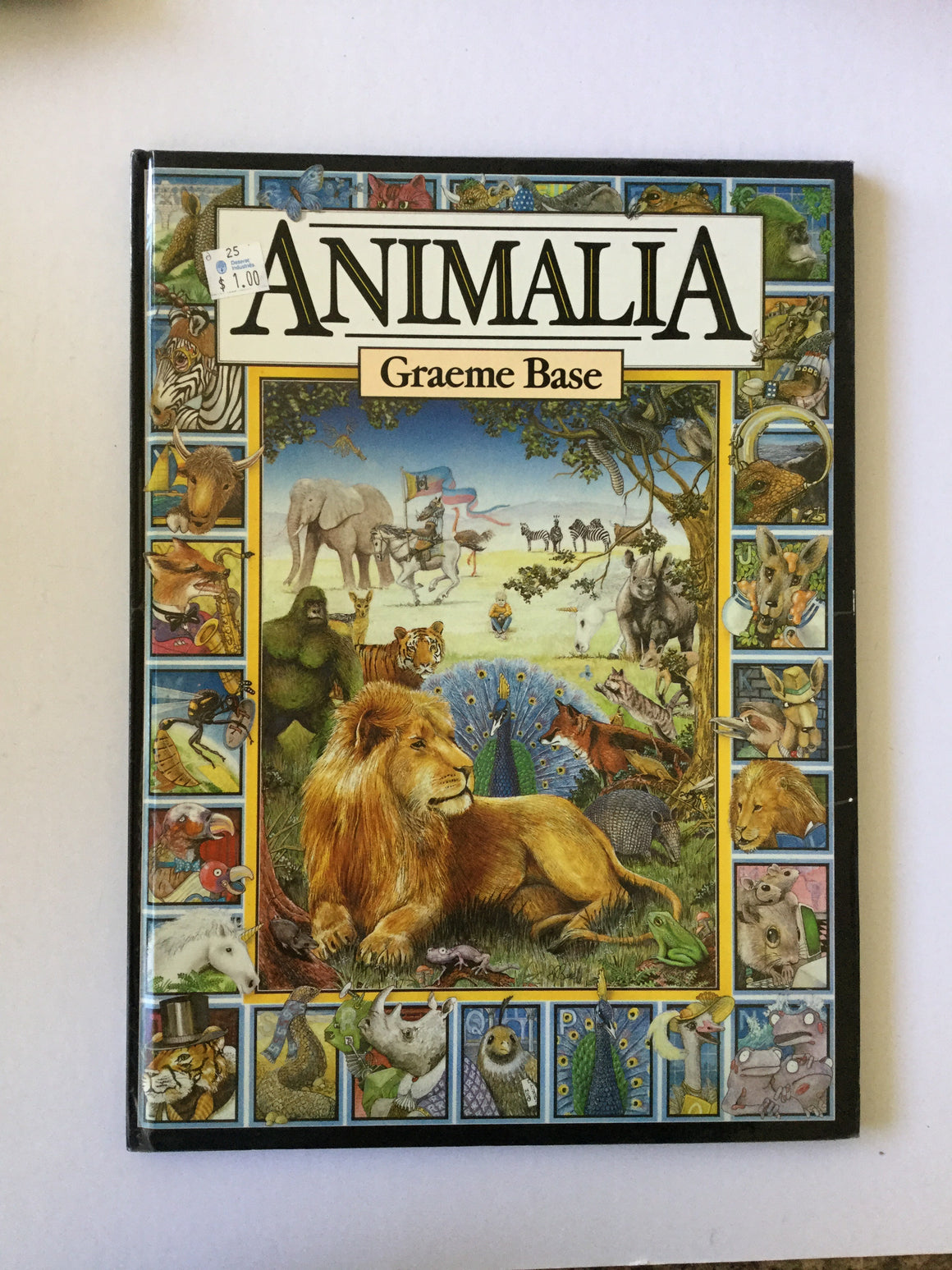 Animalia-Red Barn Collections