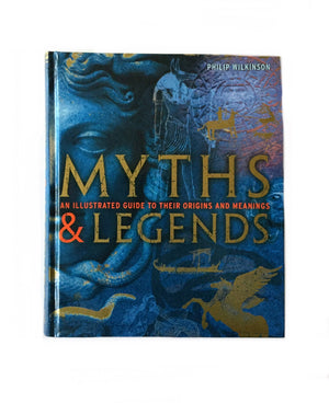 Myths and Legends Illustrated Guide-Red Barn Collections