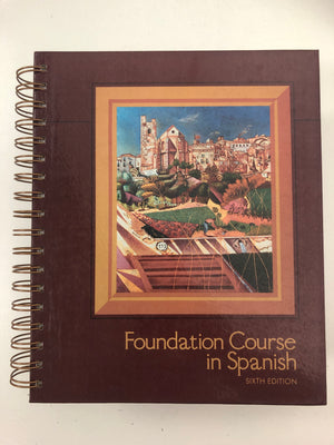 Foundation Course in Spanish-Red Barn Collections