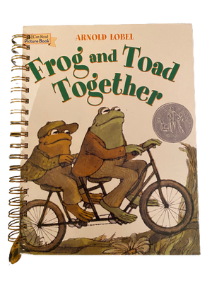 Frog and Toad Together - full size-Red Barn Collections