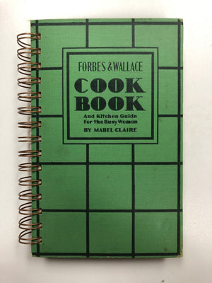 Cook Book Journal-Red Barn Collections