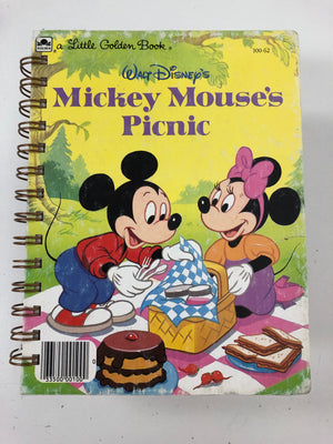 Mickey Mouse's Picnic-Red Barn Collections