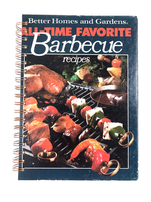 Better Homes and Gardens: All Time Favorites Barbecue Recipes-Red Barn Collections