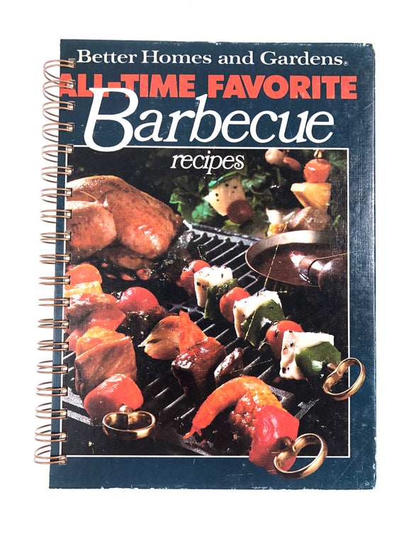 Better Homes and Gardens: All Time Favorites Barbeque Recipes-Red Barn Collections