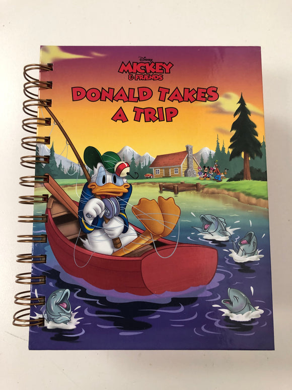 Donald Takes a Trip-Red Barn Collections