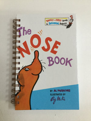 The Nose Book-Red Barn Collections