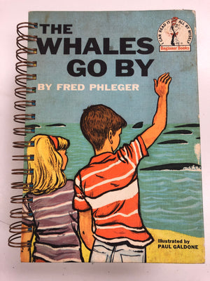 The Whales Go By-Red Barn Collections
