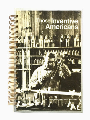 Those Inventive Americans-Red Barn Collections